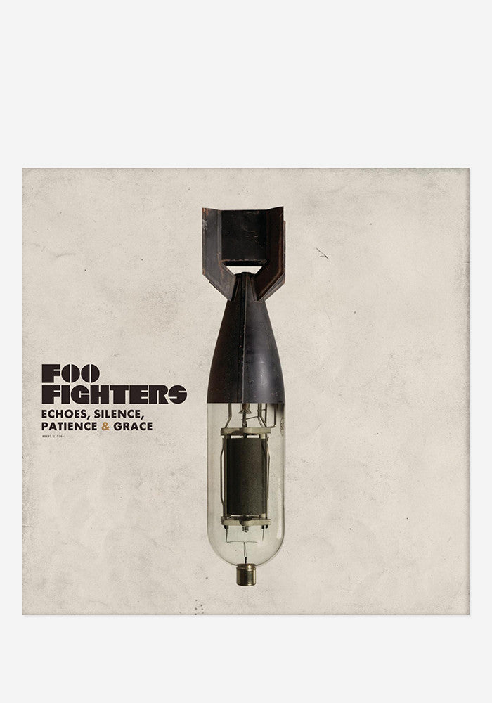 FOO FIGHTERS Echoes, Silence, Patience & Grace 2 LP