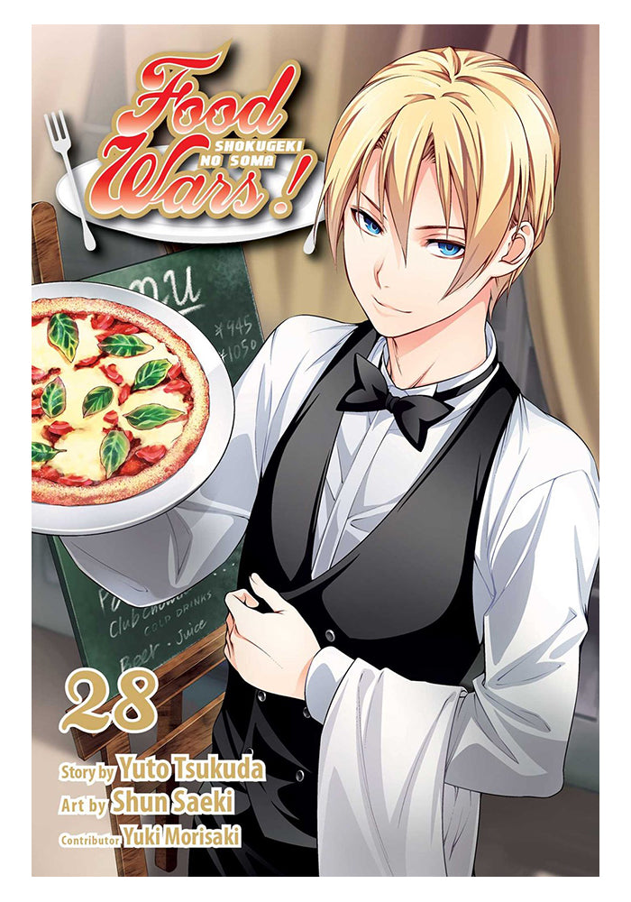 VIZ MEDIA Food Wars!: Shokugeki No Soma Vol. 28 Manga