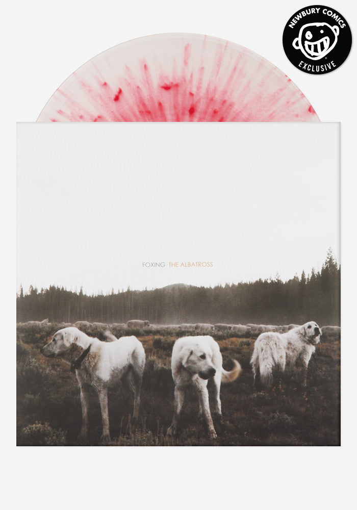 FOXING The Albatross Exclusive LP