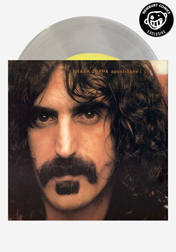 FRANK ZAPPA Apostrophe Exclusive LP