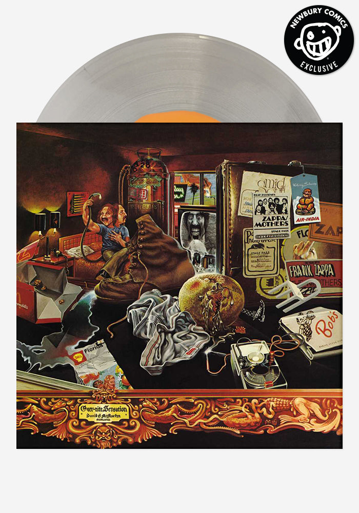 FRANK ZAPPA Over-Nite Sensation Exclusive LP