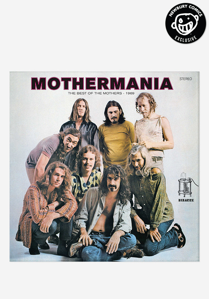 FRANK ZAPPA & THE MOTHERS OF INVENTION Mothermania: The Best Of The Mothers Exclusive LP