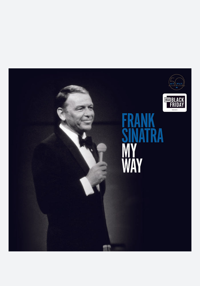 "FRANK SINATRA My Way 12"" Single"