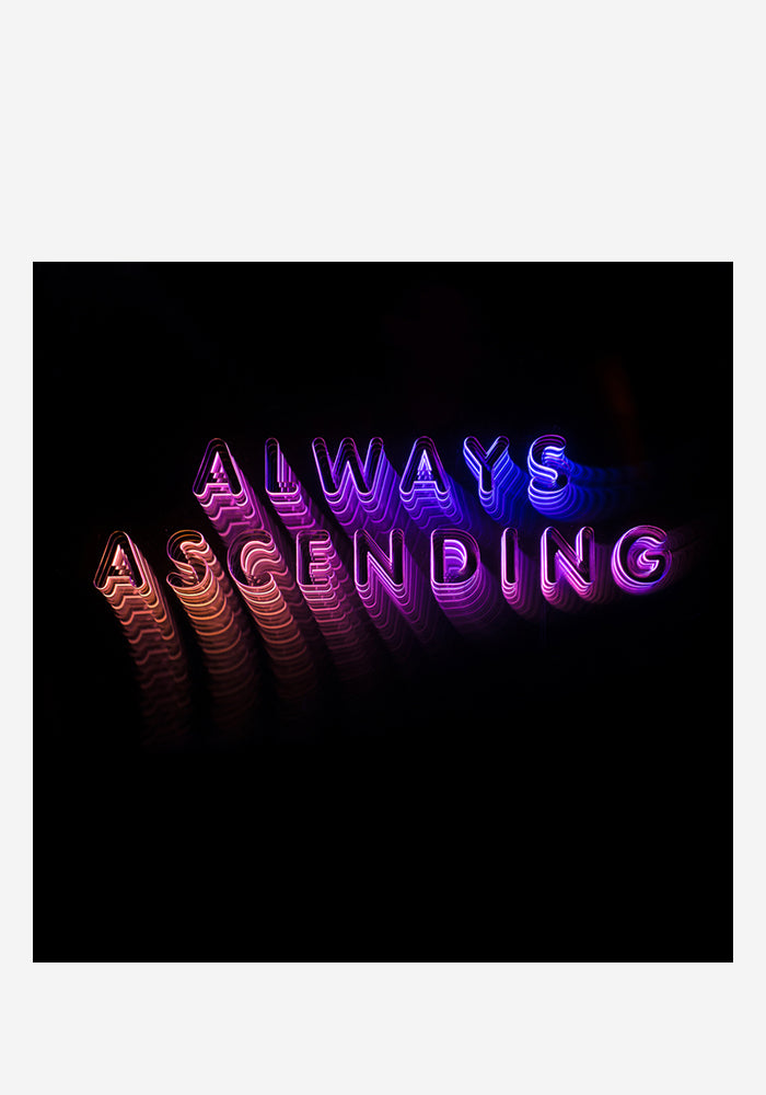 FRANZ FERDINAND Always Ascending LP