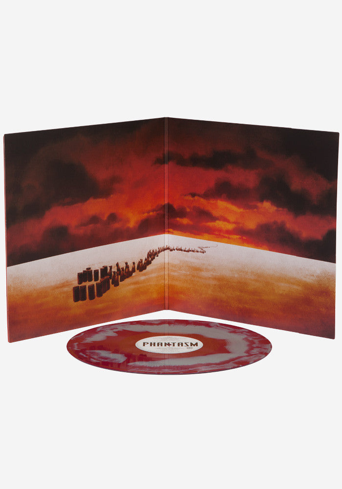 FRED MYROW & MALCOLM SEAGRAVE Soundtrack - Phantasm Exclusive LP