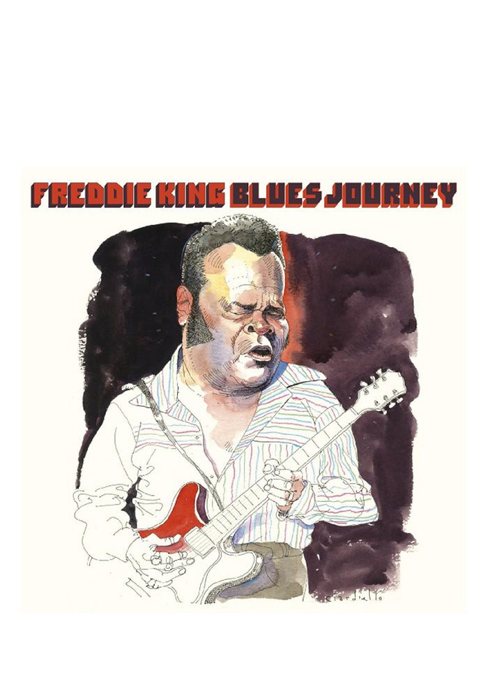 FREDDIE KING Blues Journey 3CD