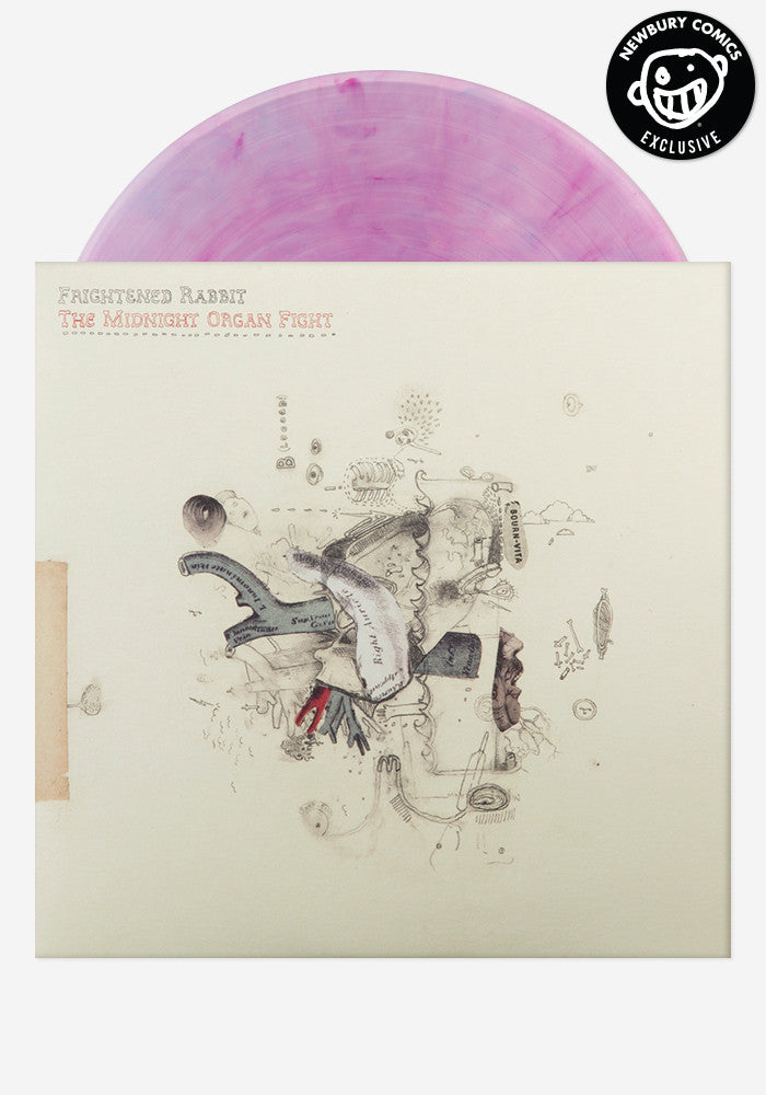 FRIGHTENED RABBIT The Midnight Organ Fight Exclusive LP