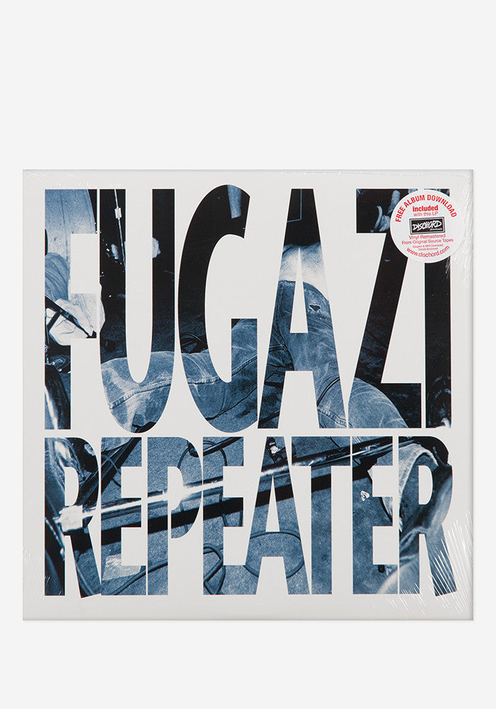 FUGAZI Repeater LP
