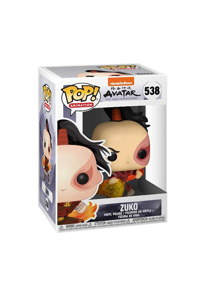 AVATAR Funko Pop! Animation: Avatar The Last Airbender - Zuko