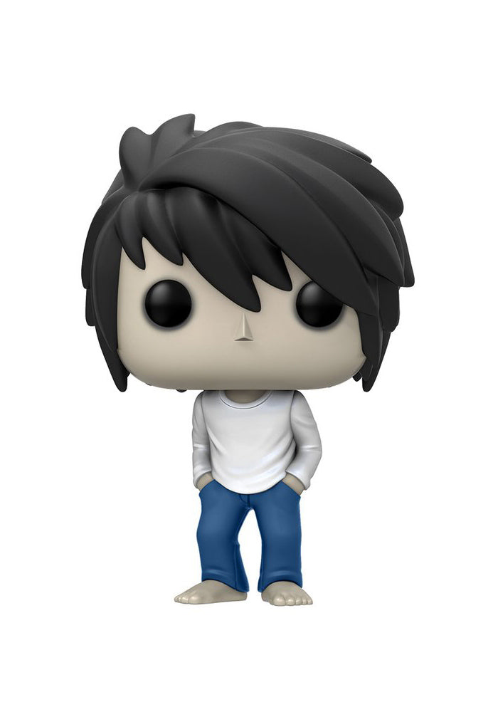 2ed3823b438 DEATH NOTE-Funko Pop! Animation  Death Note - L