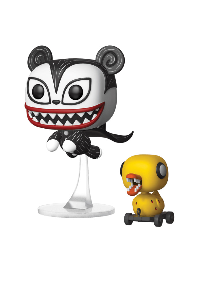 NIGHTMARE BEFORE CHRISTMAS Funko Pop! Disney: Nightmare Before Christmas - Vampire Teddy With Duck