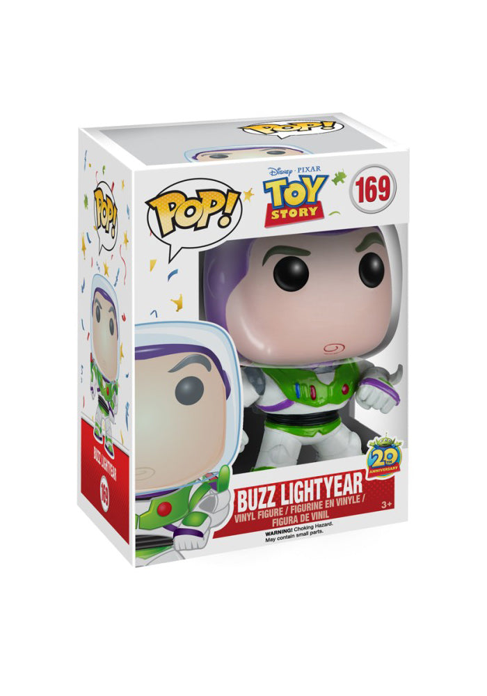 TOY STORY Funko Pop! Disney: Toy Story - Buzz Lightyear