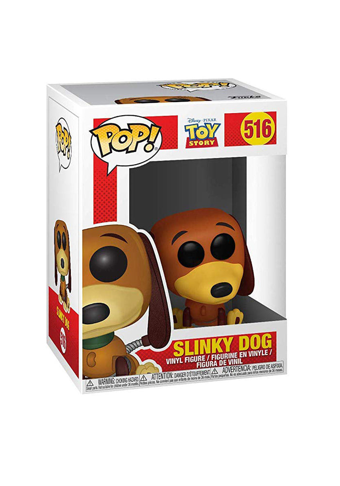 TOY STORY Funko Pop! Disney: Toy Story - Slinky Dog
