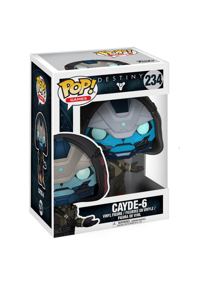 DESTINY Funko Pop! Games: Destiny - Cayde-6