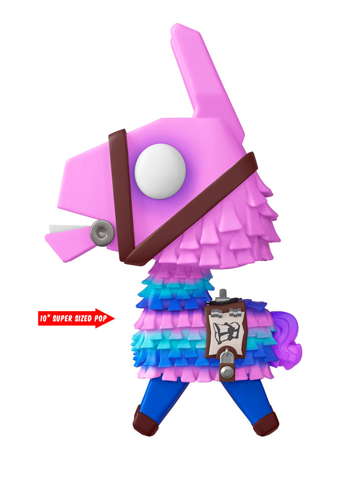 FORTNITE Funko Pop! Games: Fortnite - Loot Llama 10""