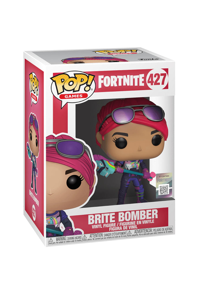 FORTNITE Funko Pop! Games: Fortnite - Brite Bomber