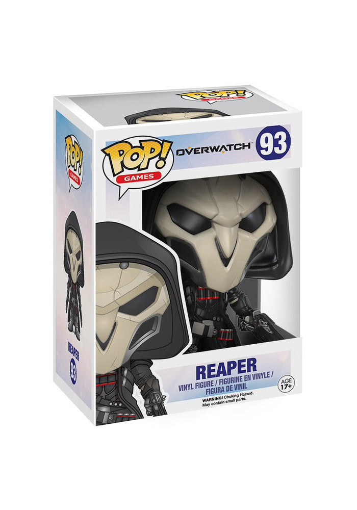 OVERWATCH Funko Pop! Games: Overwatch - Reaper