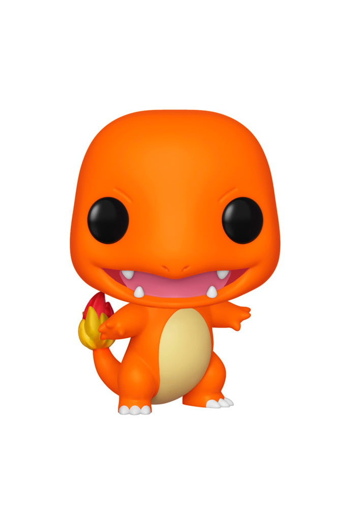 POKEMON Funko Pop! Games: Pokemon - Charmander
