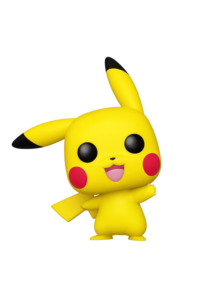 POKEMON Funko Pop! Games: Pokemon - Pikachu