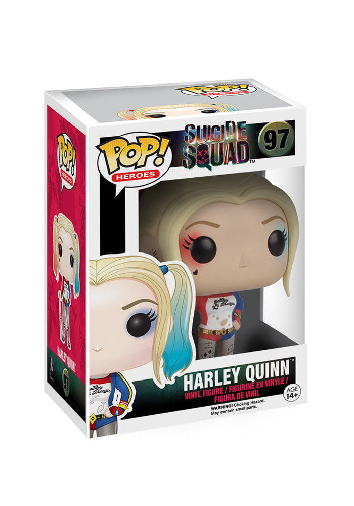 SUICIDE SQUAD Funko Pop! Heroes: Suicide Squad - Harley Quinn