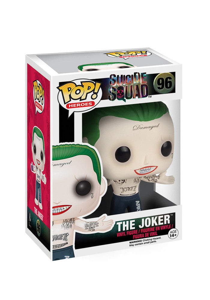 SUICIDE SQUAD Funko Pop! Heroes: Suicide Squad - The Joker