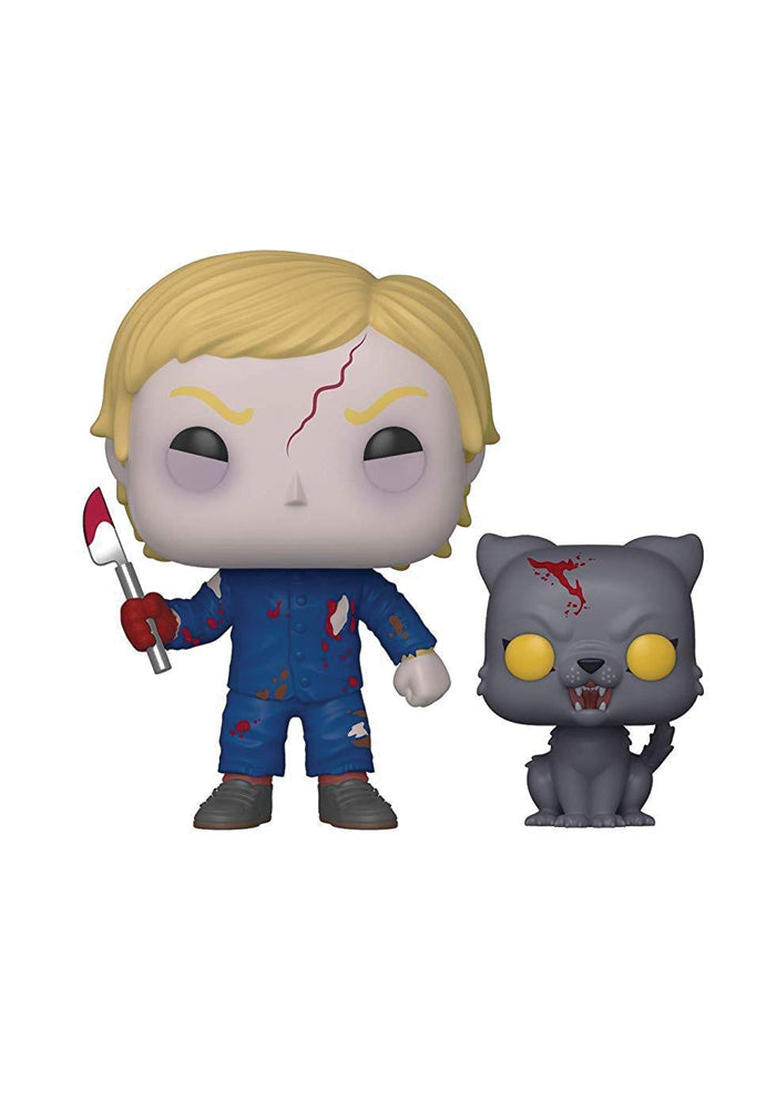PET SEMETARY Funko Pop! Movies: Pet Semetary - Church And Gage