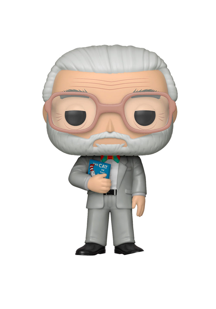 DR. SEUSS Funko Pop! Icons: Dr. Seuss