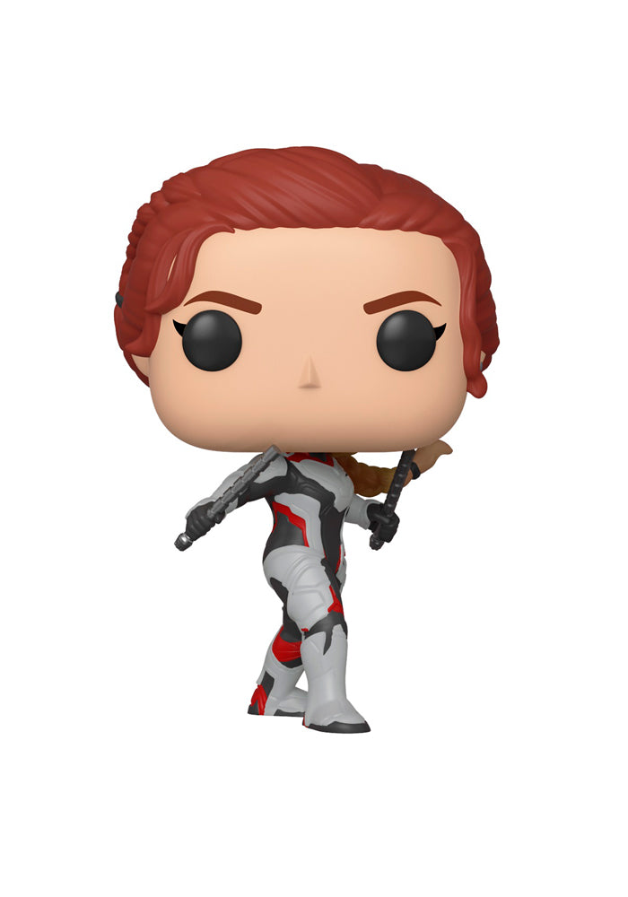 AVENGERS Funko Pop! Marvel: Avengers Endgame - Black Widow