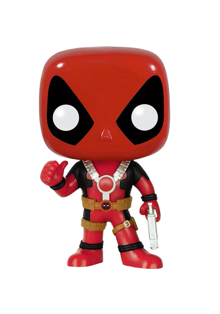 DEADPOOL Funko Pop! Marvel: Deadpool - Thumbs Up Bobblehead