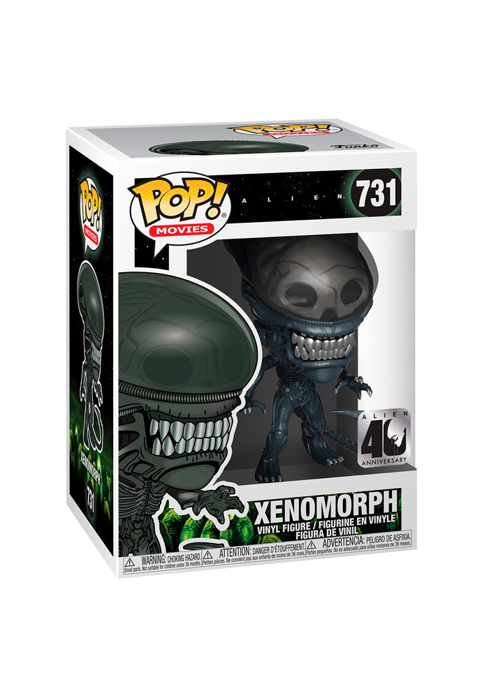 ALIENS Funko Pop! Movies: Aliens - Xenomorph (40th Anniversary)
