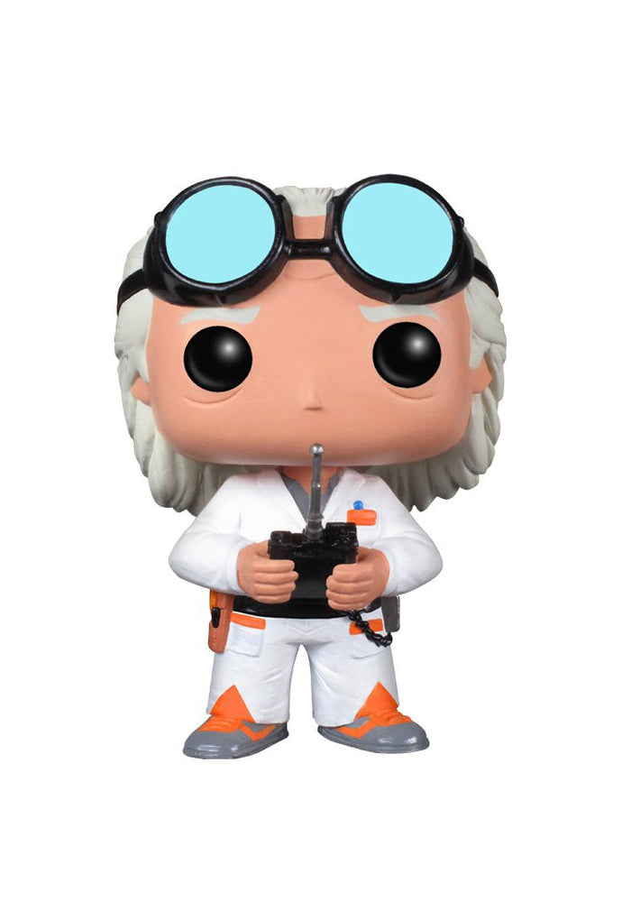BACK TO THE FUTURE Funko Pop! Movies: Back To The Future - Dr. Emmett Brown