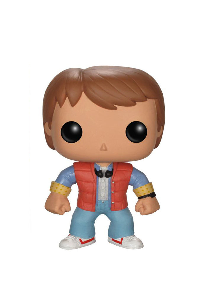 BACK TO THE FUTURE Funko Pop! Movies: Back To The Future - Marty McFly