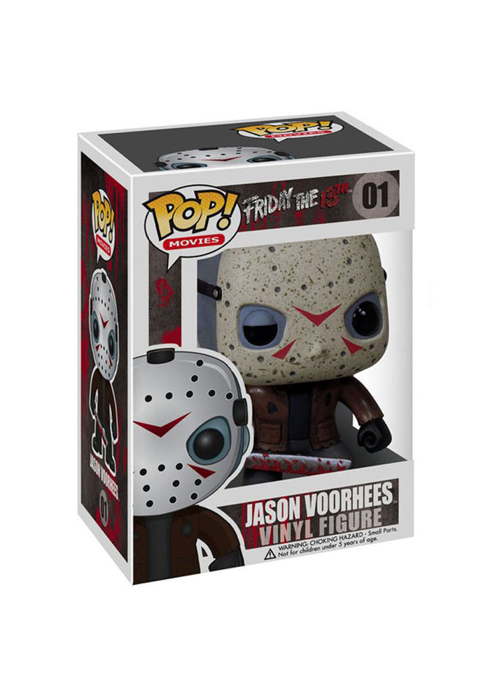 FRIDAY THE 13TH Funko Pop! Movies: Friday The 13th - Jason Voorhees