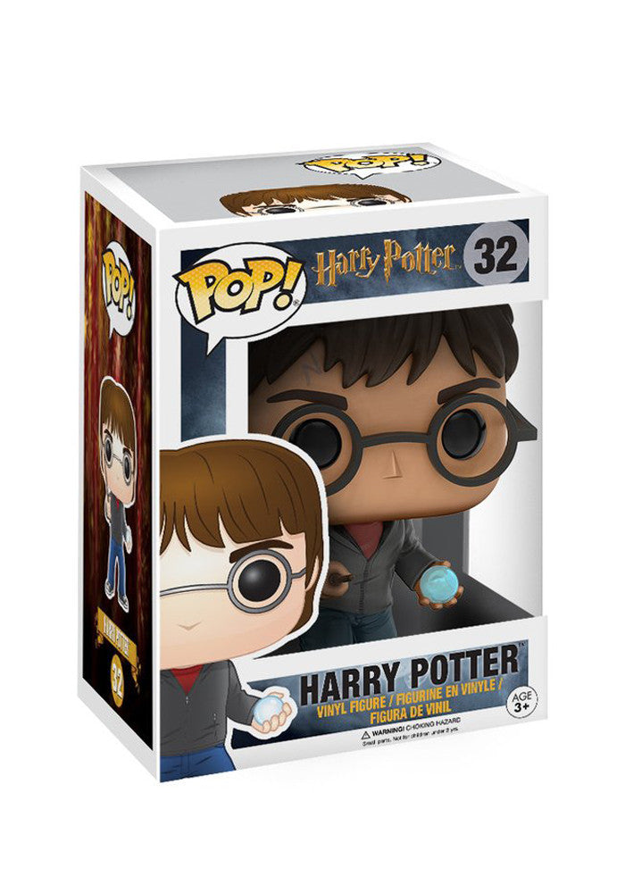 HARRY POTTER Funko Pop! Movies: Harry Potter - Harry With Prophecy