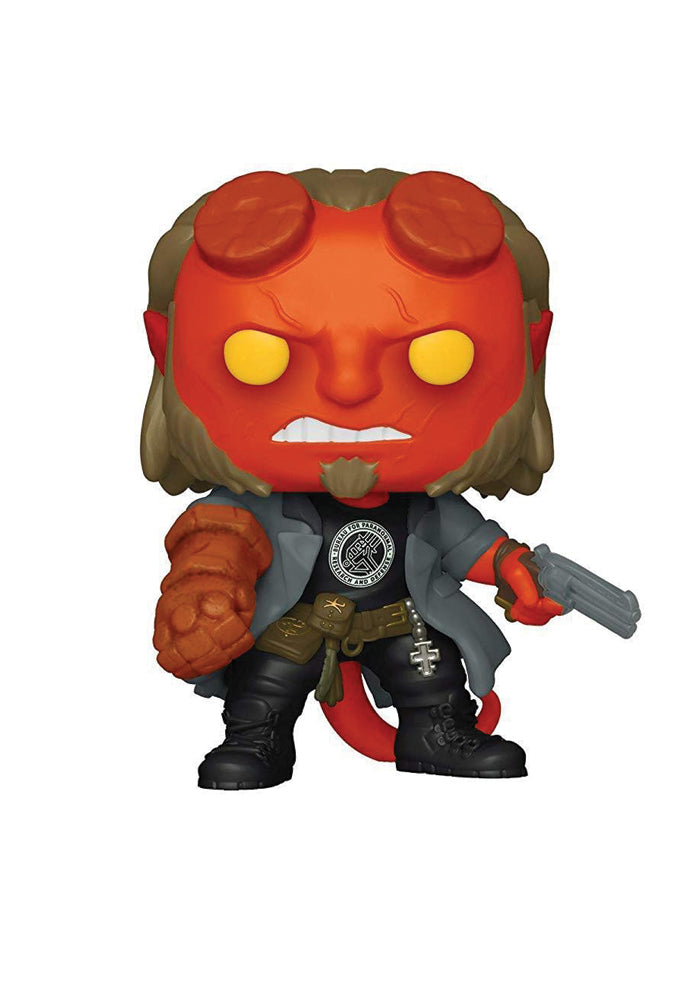 HELLBOY Funko Pop! Movies: Hellboy - Hellboy (BPRD)