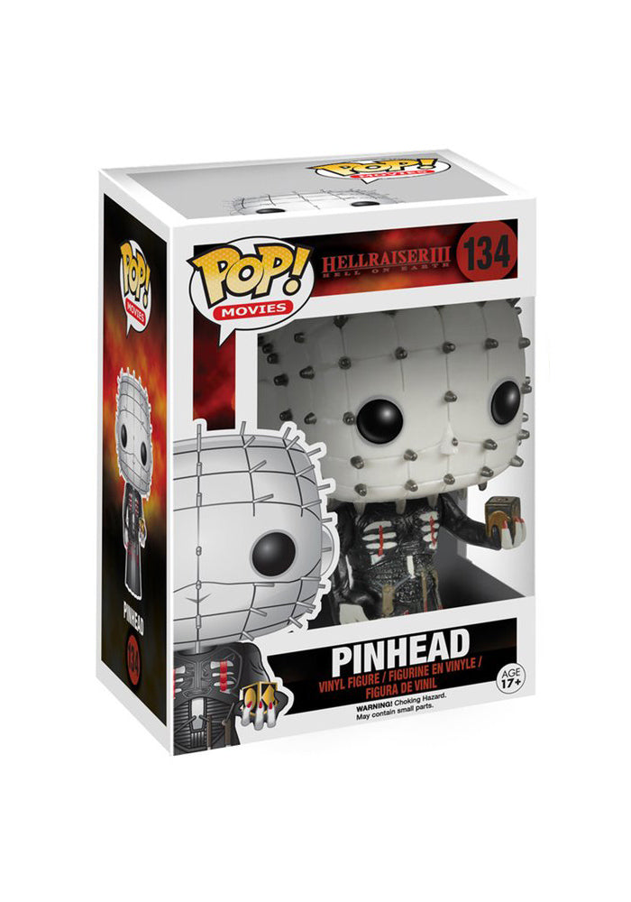 HELLRAISER Funko Pop! Movies: Hellraiser - Pinhead