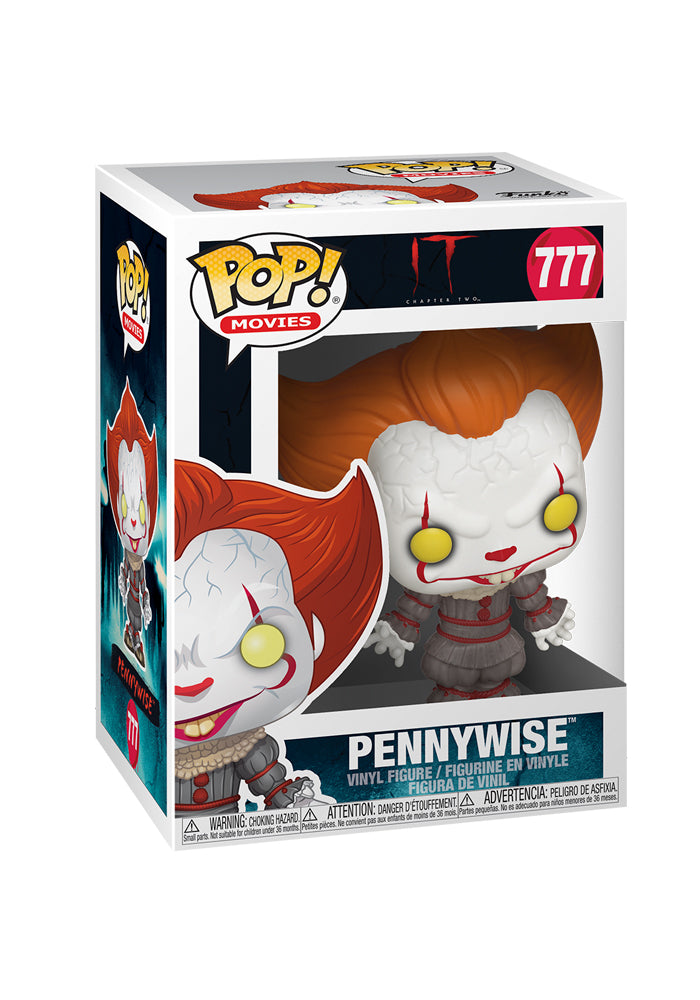 IT Funko Pop! Movies: It - Pennywise Arms