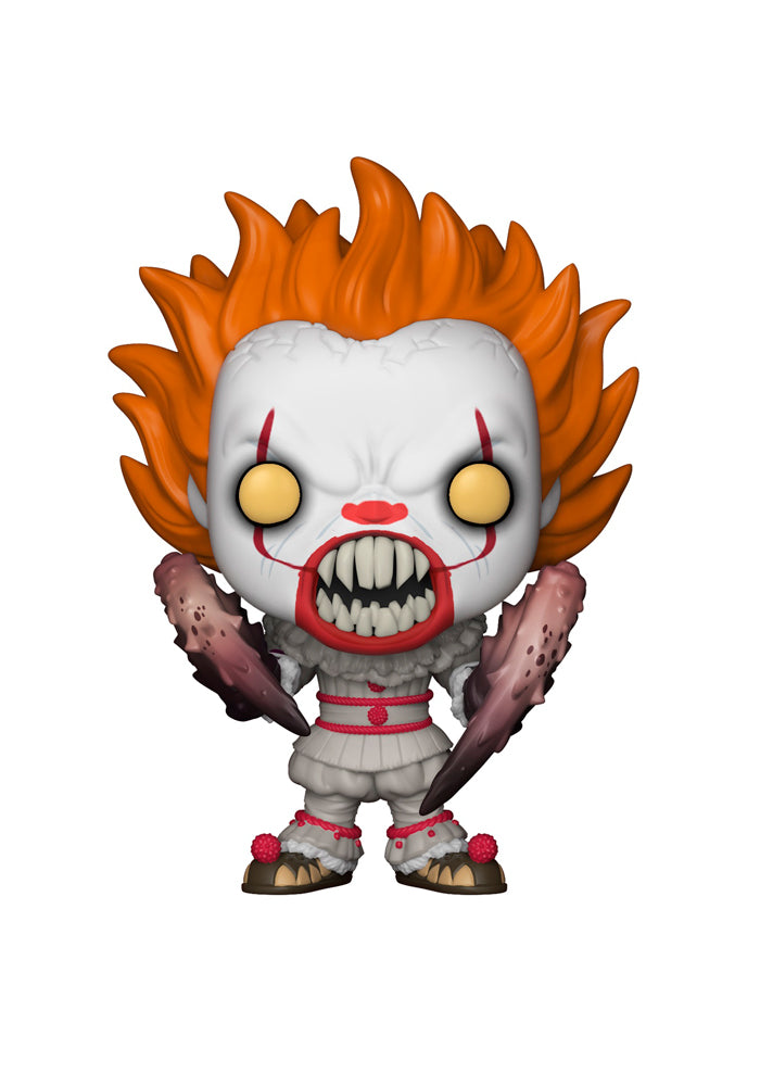 IT Funko Pop! Movies: It - Pennywise With Spider Legs