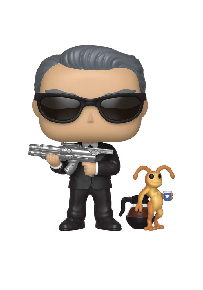 MEN IN BLACK Funko Pop! Movies: Men In Black - Agent K And Neeble