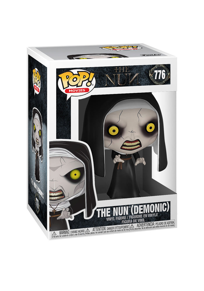 THE NUN Funko Pop! Movies: The Nun - Demonic Nun