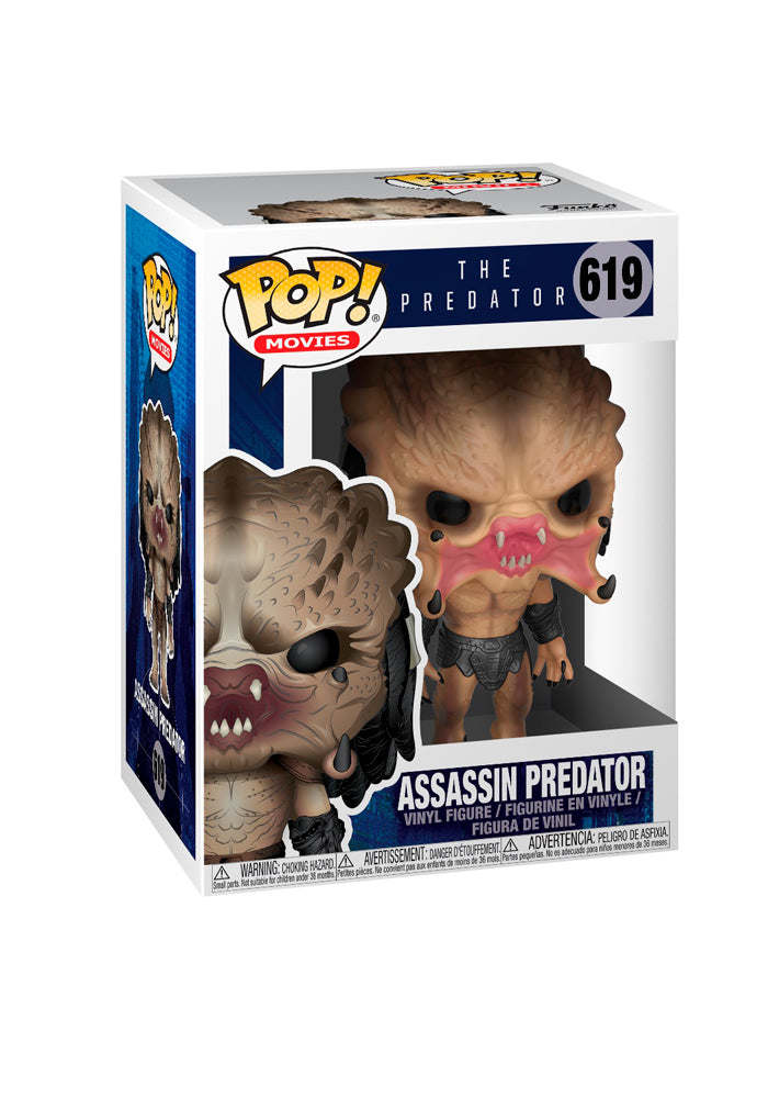 PREDATOR Funko Pop! Movies: Predator - Assassin Predator