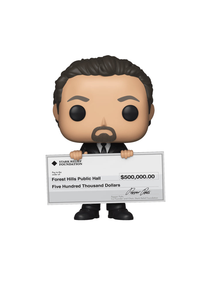 SPIDER-MAN Funko Pop! Movies: Spider-Man Far From Home - Happy Hogan