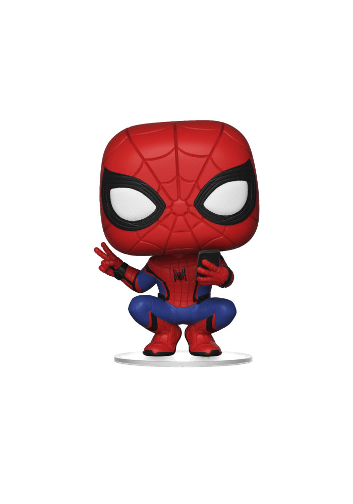SPIDER-MAN Funko Pop! Movies: Spider-Man Far From Home - Spider-Man (Hero Suit)