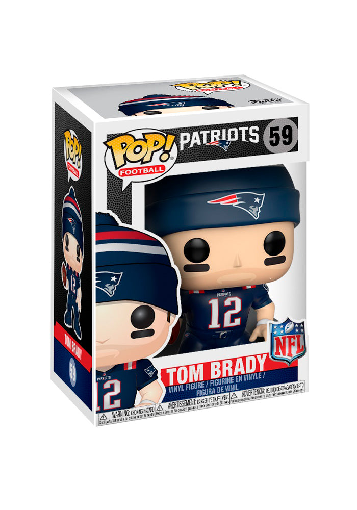 NFL Funko Pop! Sports: NFL - Tom Brady (Color Rush)