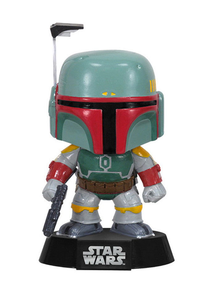 STAR WARS Funko Pop! Movies: Star Wars - Boba Fett Bobblehead