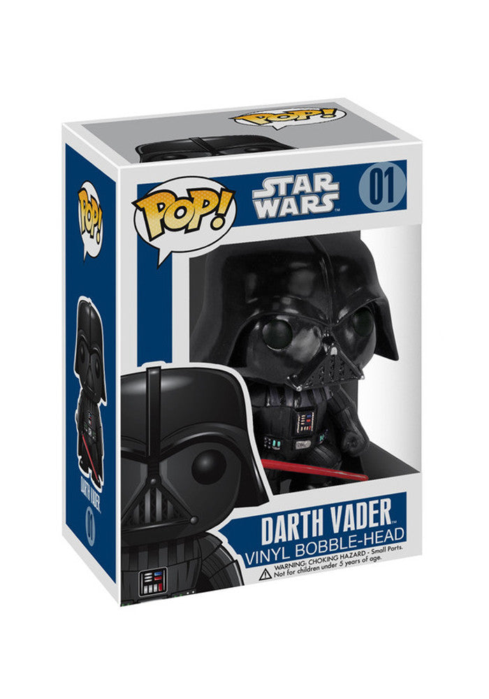 STAR WARS Funko Pop! Movies: Star Wars - Darth Vader Bobblehead