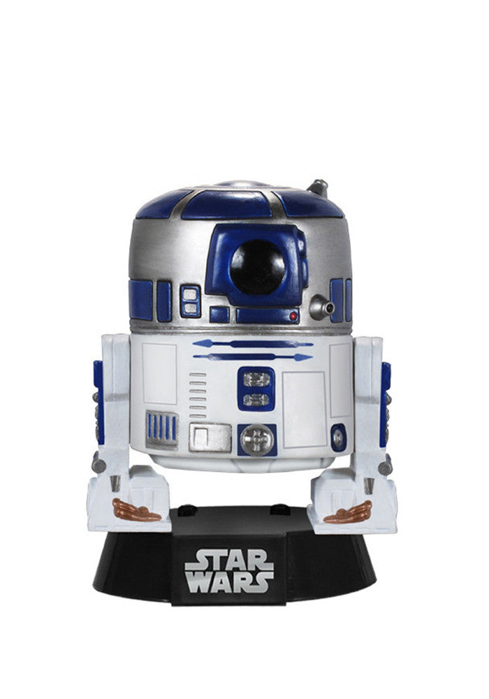 STAR WARS Funko Pop! Movies: Star Wars - R2D2 Bobblehead
