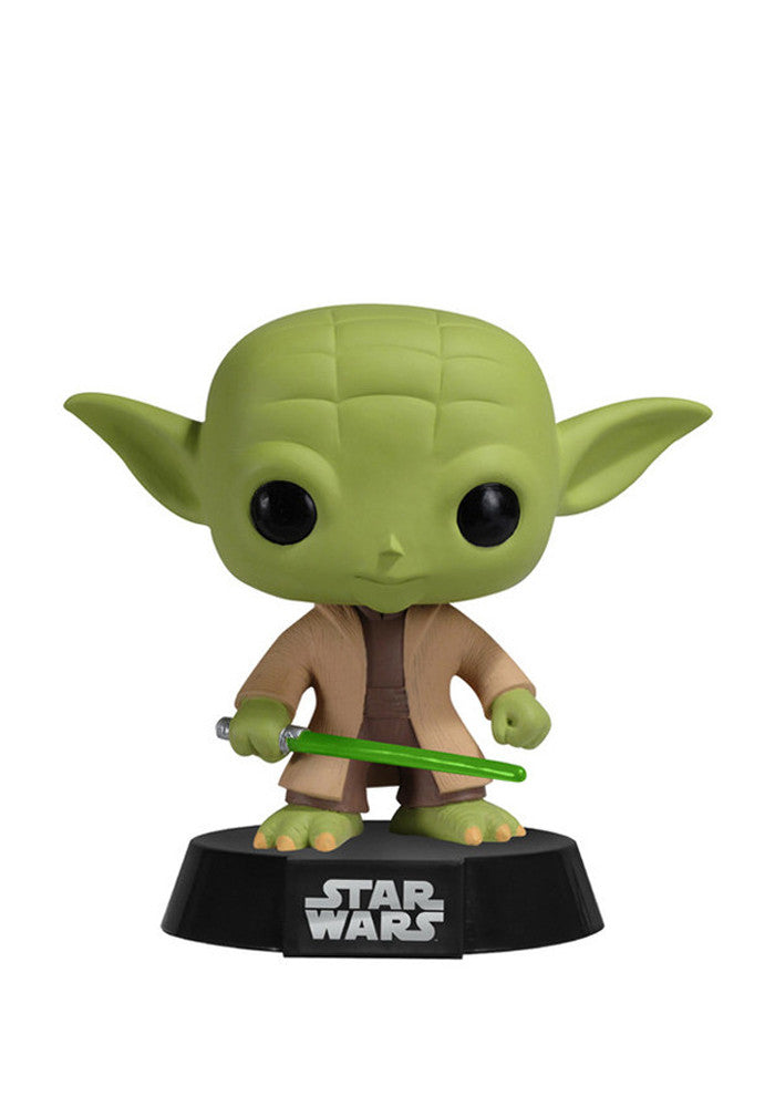 STAR WARS Funko Pop! Movies: Star Wars - Yoda Bobblehead