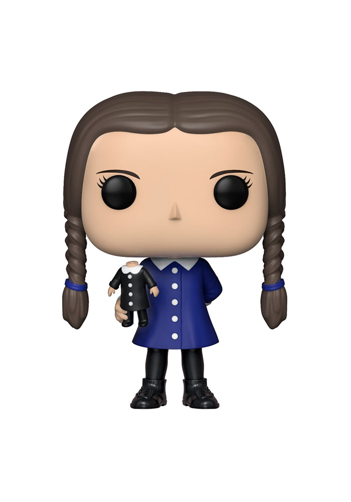 THE ADDAMS FAMILY Funko Pop! TV: The Addams Family - Wednesday