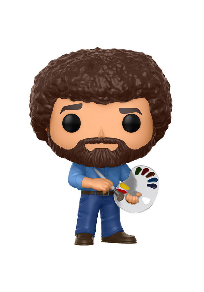 BOB ROSS Funko Pop! TV: Bob Ross - Bob Ross